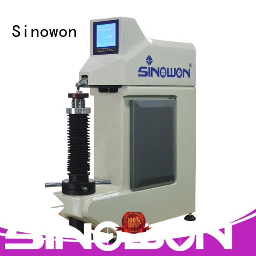 Sinowon rockwell hardness examples series for thin materials