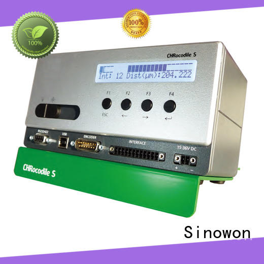 Sinowon vision computer design for precision industry
