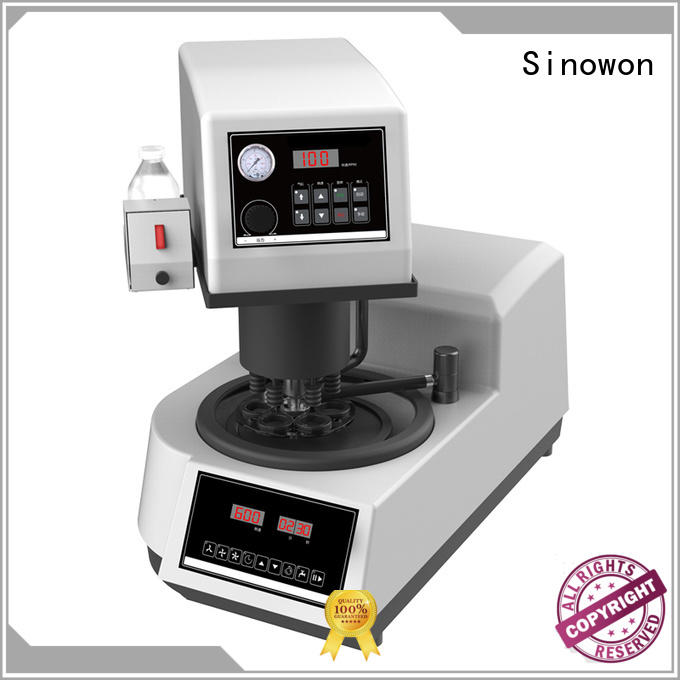 Automatic Grinder/Polisher GP-1000A/GP-2000A