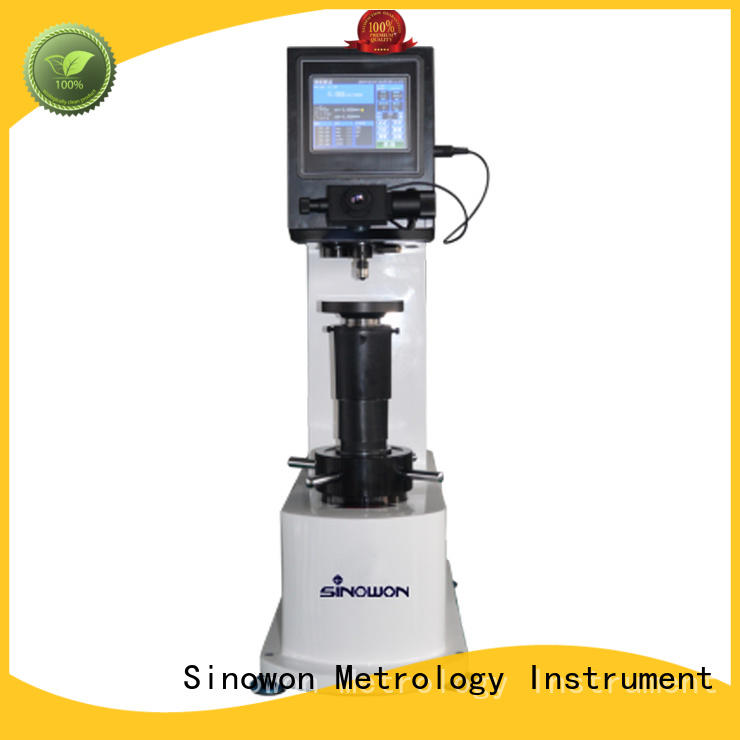 Sinowon quality brinell hardness unit customized for nonferrous metals