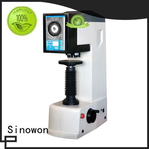Sinowon brinell hardness number manufacturer for nonferrous metals