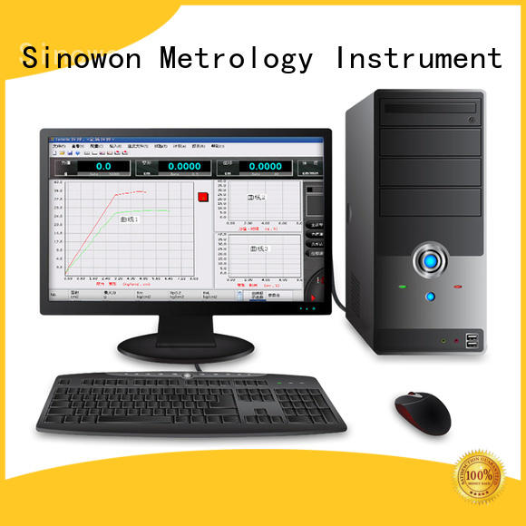 Sinowon universal testing machine uses from China for industry