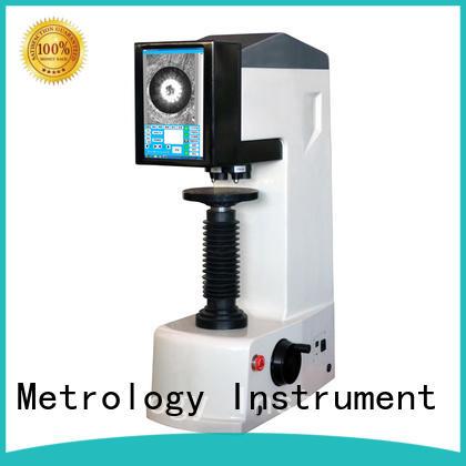 Sinowon optical brinell hardness testing machine manufacturer for cast iron
