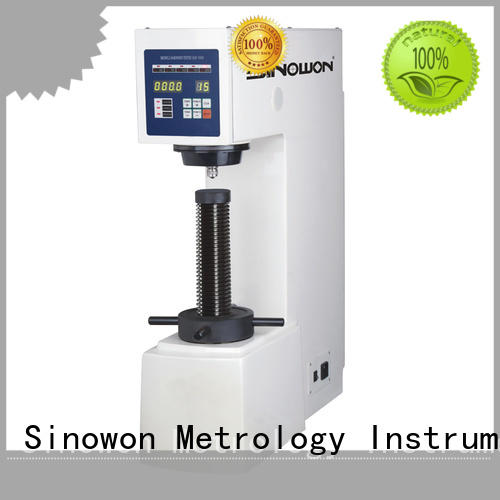 Sinowon quality tele brinell hardness tester for soft alloys