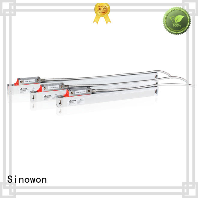Sinowon approved linear scale with good price for industry