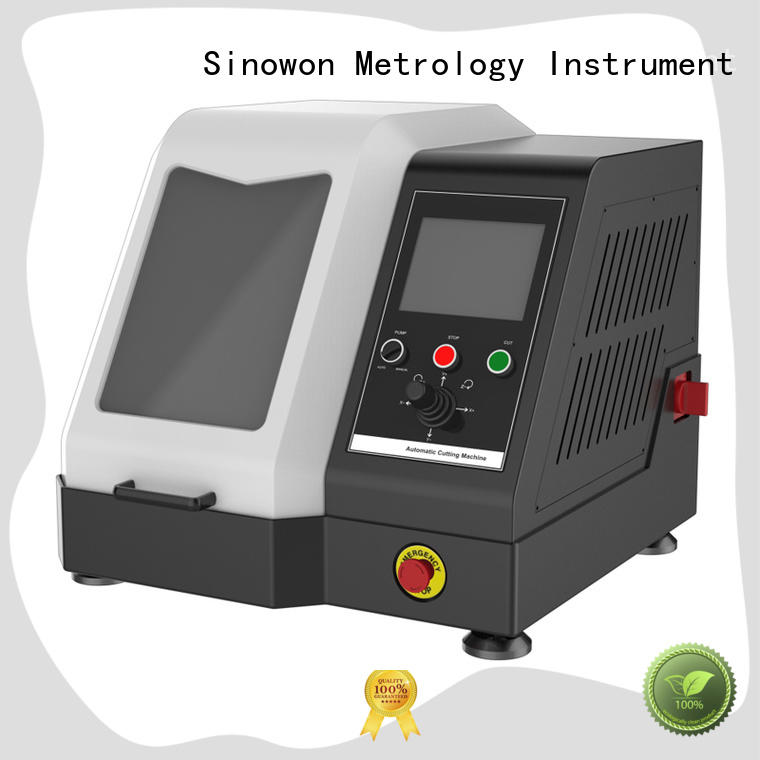 efficient metallographic equipment inquire now for electronic industry