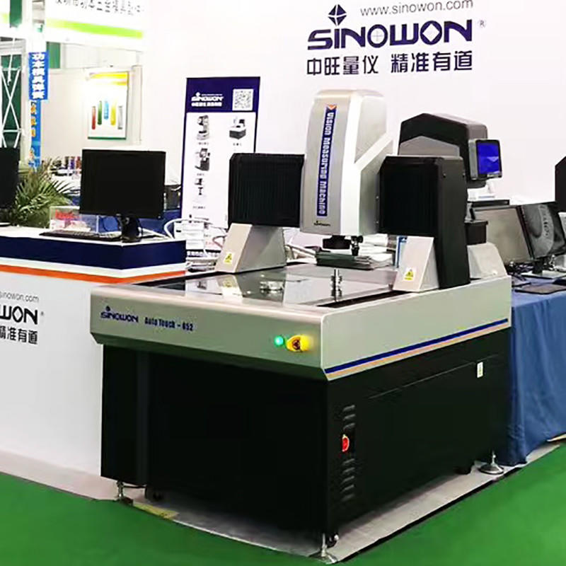 Sinowon quality measurement video from China for precision industry-3