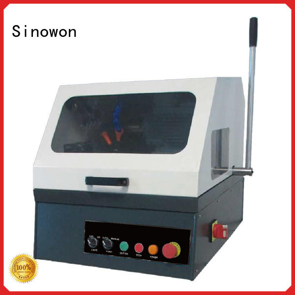 Sinowon metallographic equipment factory for LCD