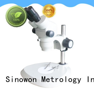 zoom stereoscopic microscope microscopes for commercial Sinowon