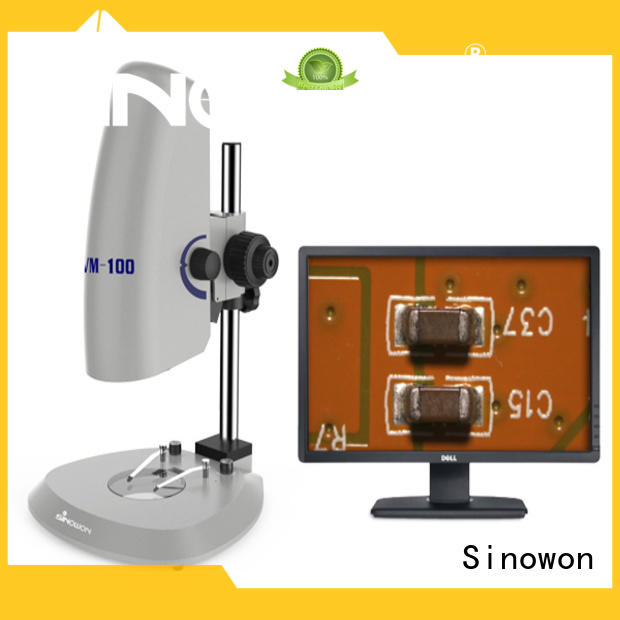 certificated digital microscope wholesale for soft alloys
