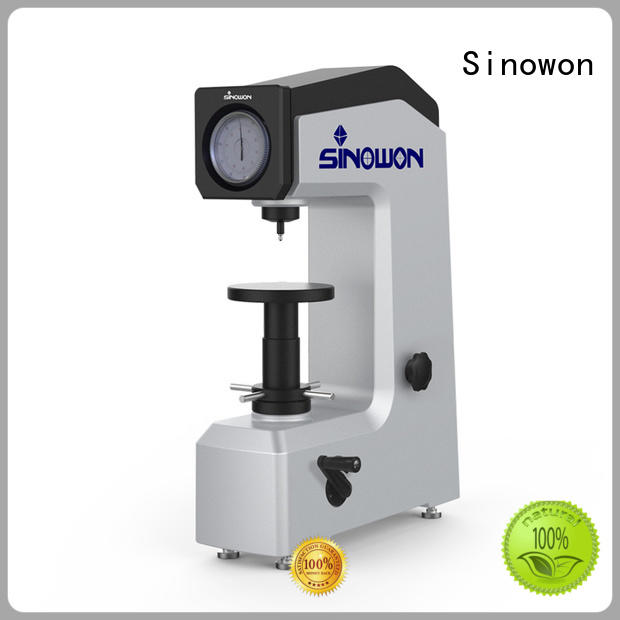 Sinowon portable hardness tester series for thin materials