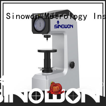 Sinowon digital superficial hardness tester for small areas