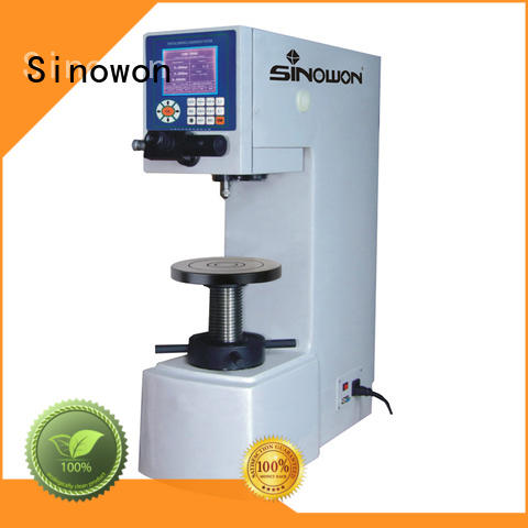 optical brinell hardness tester customized for steel products