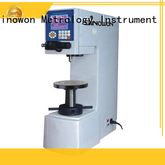 Sinowon portable brinell hardness test directly sale for steel products