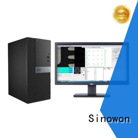 Sinowon machine vision software with good price for precision industry