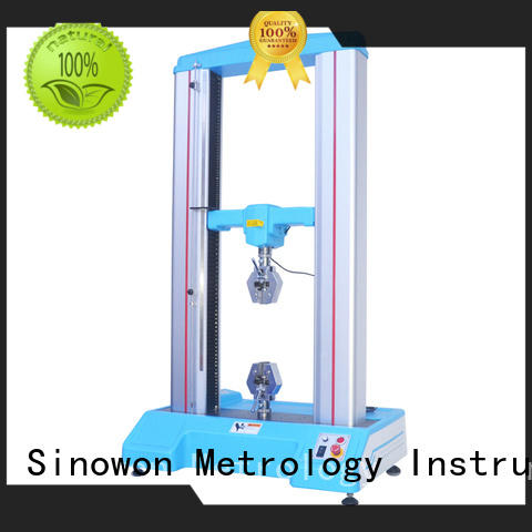 Sinowon quality tension testing machine for industry