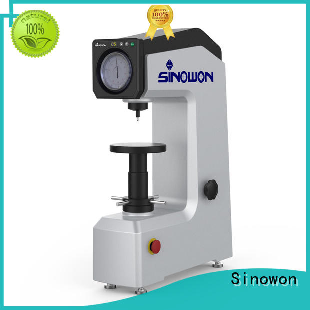hardness tester price automatic unloading Bulk Buy automatic calculating Sinowon