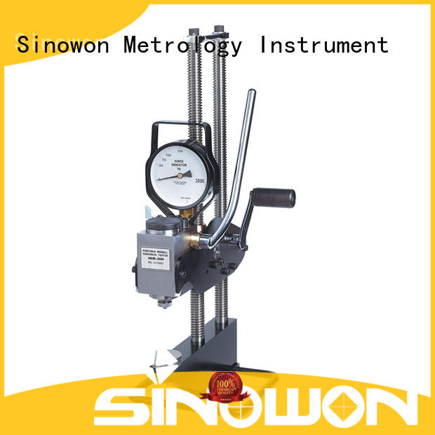 Sinowon practical brinell hardness tester series for cast iron