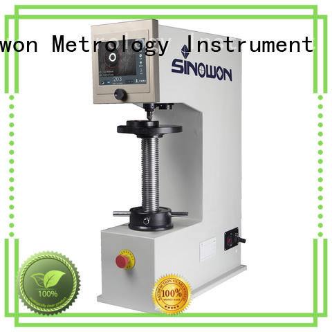 Sinowon portable brinell hardness number directly sale for soft alloys