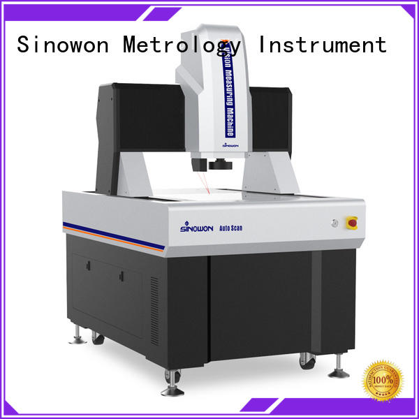 Sinowon quality measurement video from China for precision industry