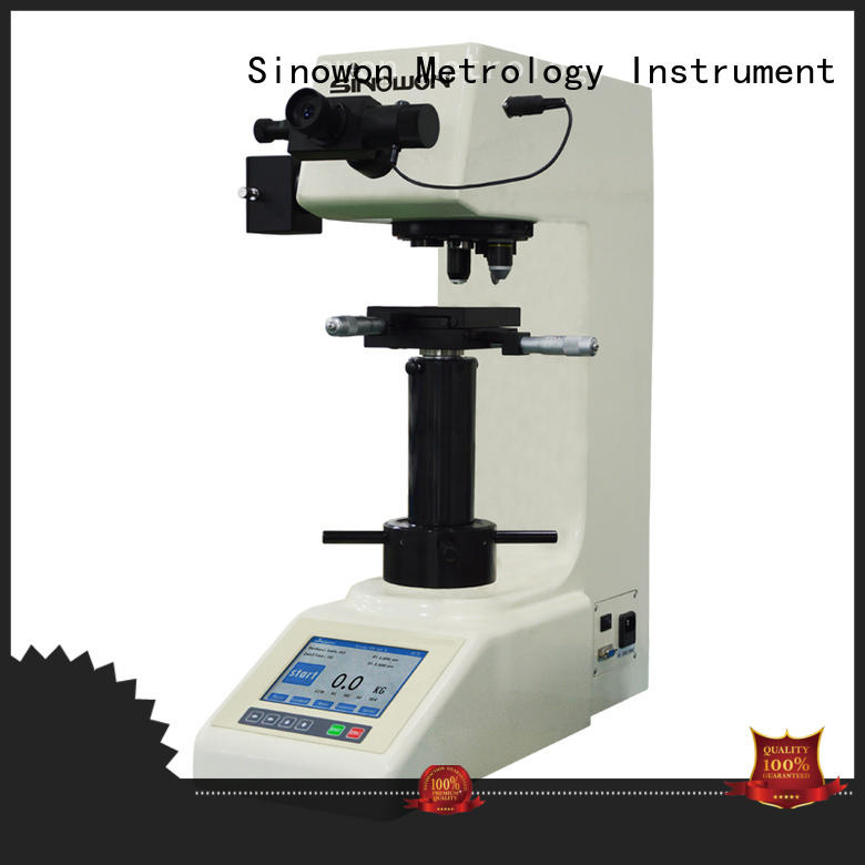 Sinowon Brand complete monitor vickers hardness machine measuring hardness