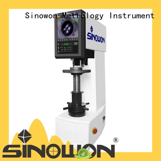 Sinowon practical brinell hardness unit shb3000btest for nonferrous metals
