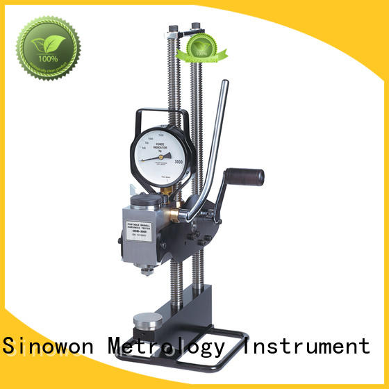 vision brinell hardness test color touch screen heighten Sinowon company