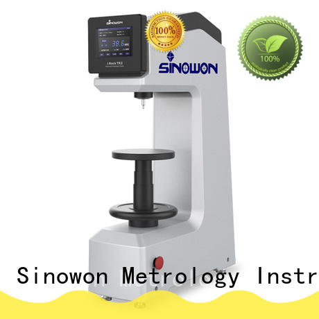 Sinowon digital rockwell hardness unit manufacturer for thin materials