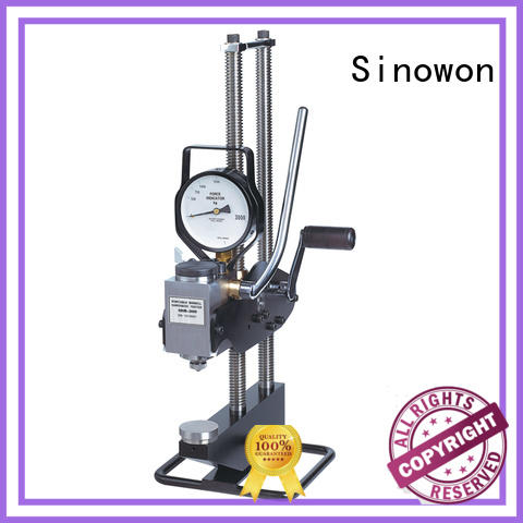Sinowon practical brinell hardness test procedure manufacturer for steel products