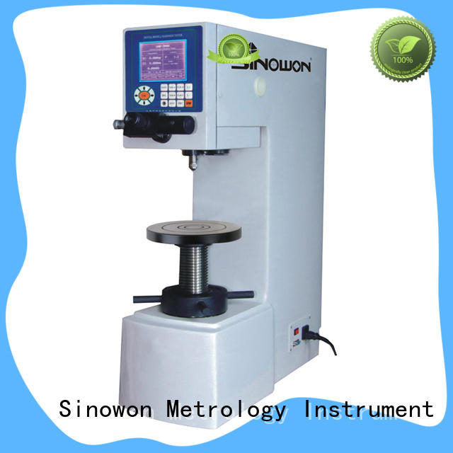 Sinowon brinell hardness test procedure directly sale for cast iron