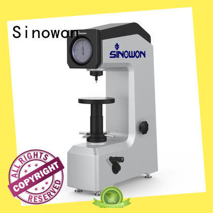 durable rockwell hardness tester manual manufacturer for small parts Sinowon
