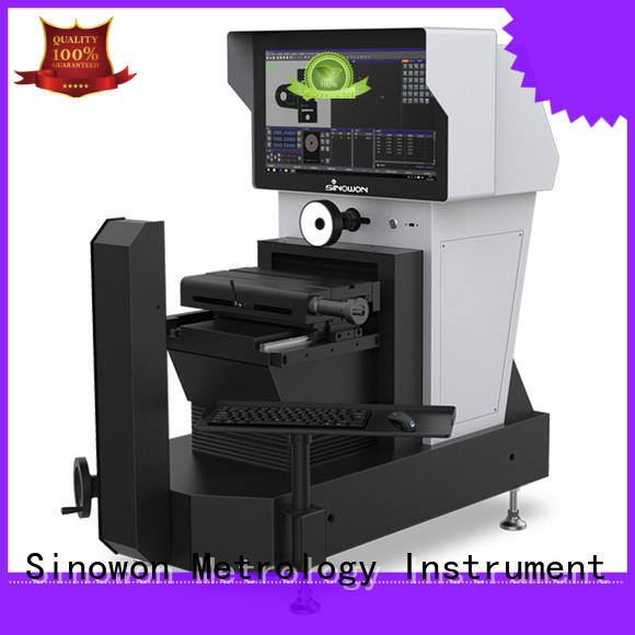 comparator machine fully retractable optic surface illumination high capacity Sinowon Brand