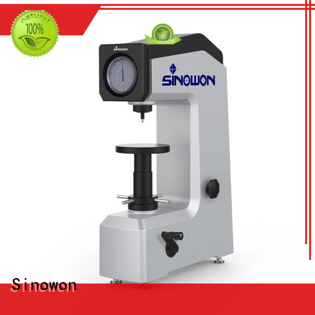 Sinowon quality rockwell hardness unit customized for small areas