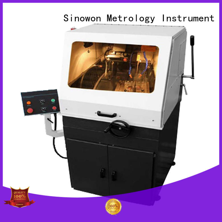 Sinowon metallographic equipment with good price for electronic industry