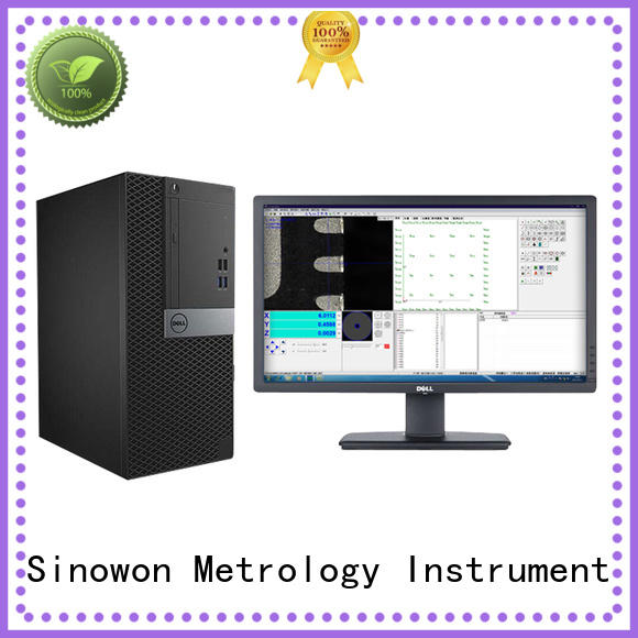 Sinowon precise vision measuring machine factory for medical devices