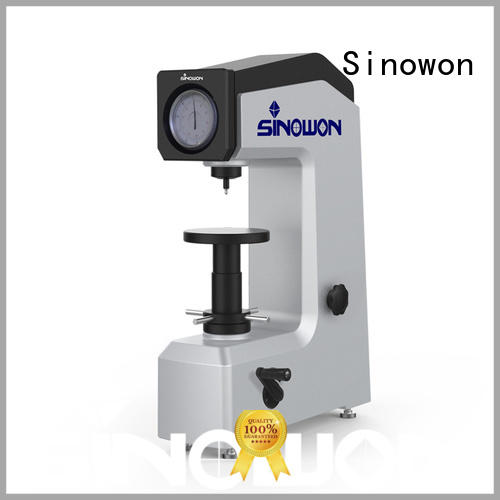 rockwell hardness unit series for measuring Sinowon