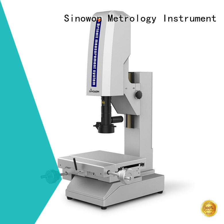 Sinowon brinell hardness test from China for nonferrous metals