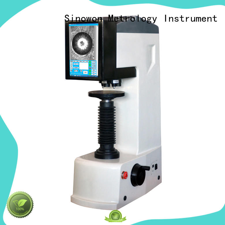 hot selling brinell hardness tester manufacturer for soft alloys