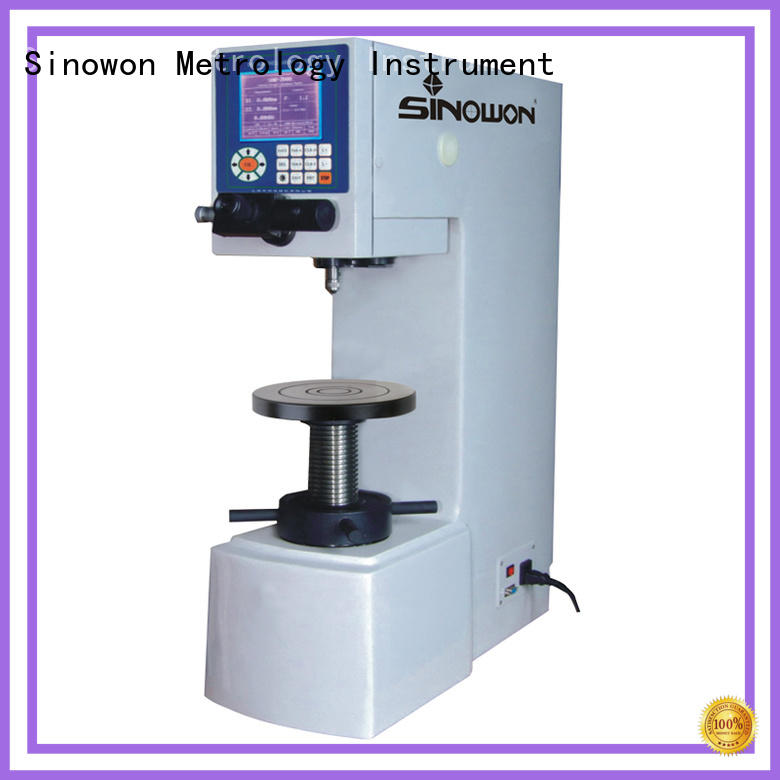 Sinowon reliable brinell hardness manufacturer for nonferrous metals