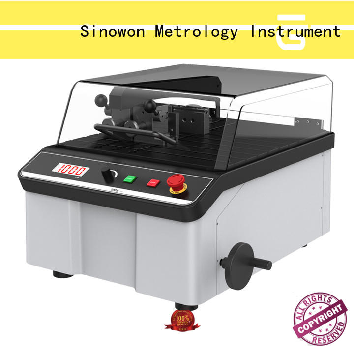 Sinowon approved metallurgical equipment design for electronic industry