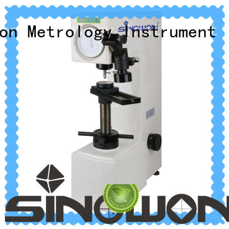 durable hardness testing equipment manufacturer for thin materials