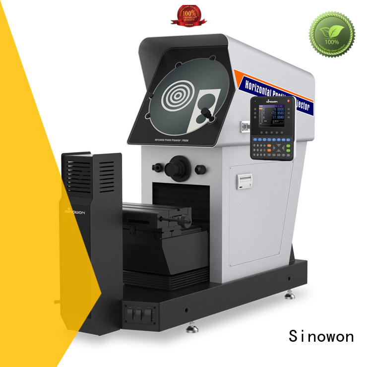 great performance superb lighting great capacity Sinowon Brand horizontal projection profile manufacture