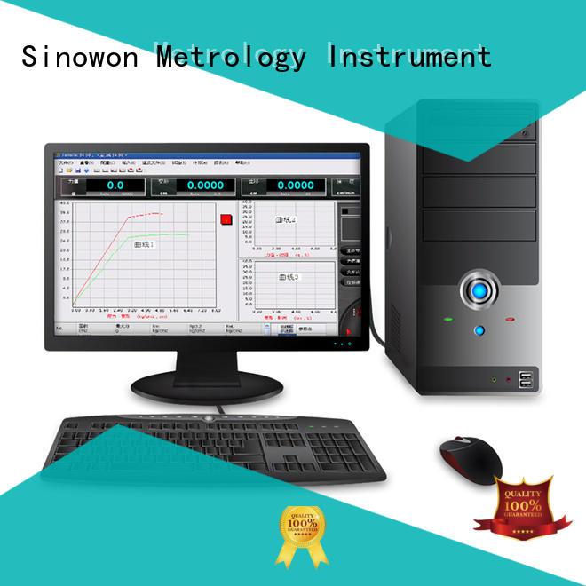 universal data analysis Sinowon Brand mechanical testing machine