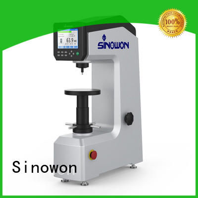 Sinowon digital rockwell hardness scale customized for thin materials