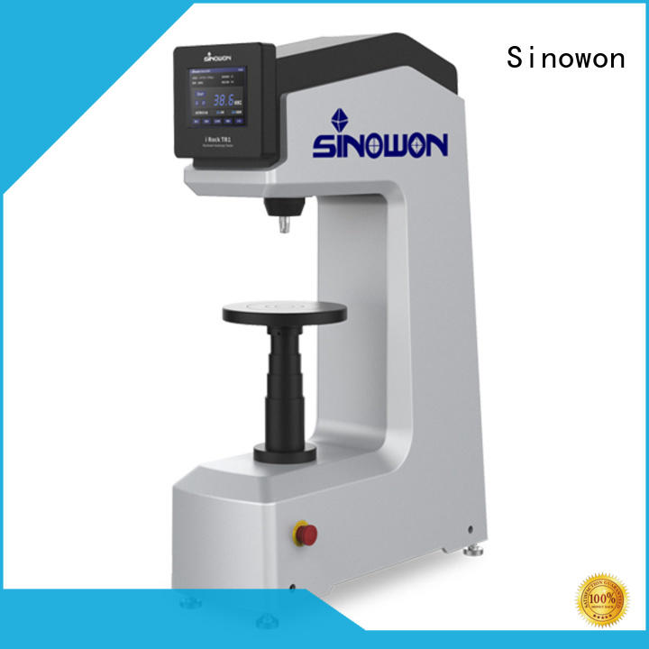 hot selling rockwell hardness testing machine from China for small areas