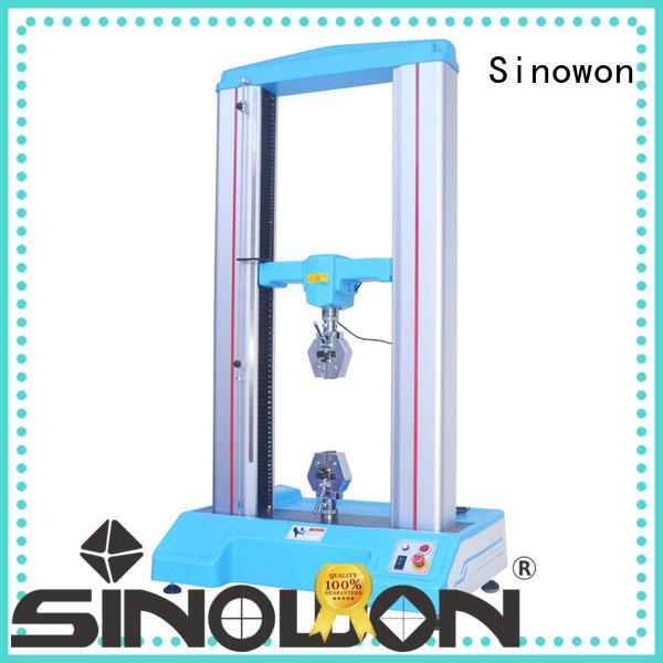 Sinowon tensile strength machine directly sale for precision industry