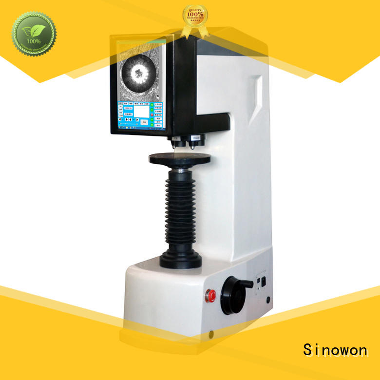 automatic brinell hardness tester for soft alloys Sinowon