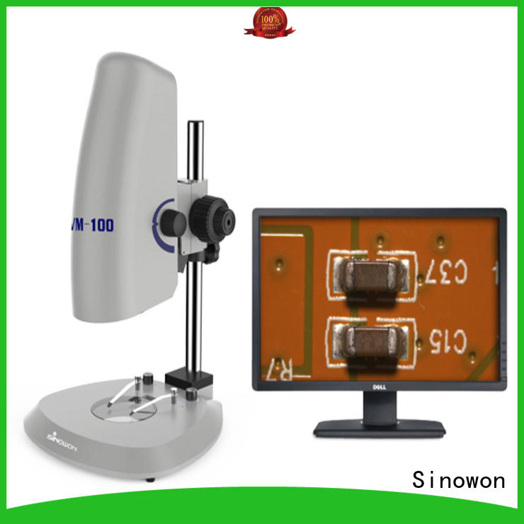 Sinowon digital microscope camera personalized for soft alloys