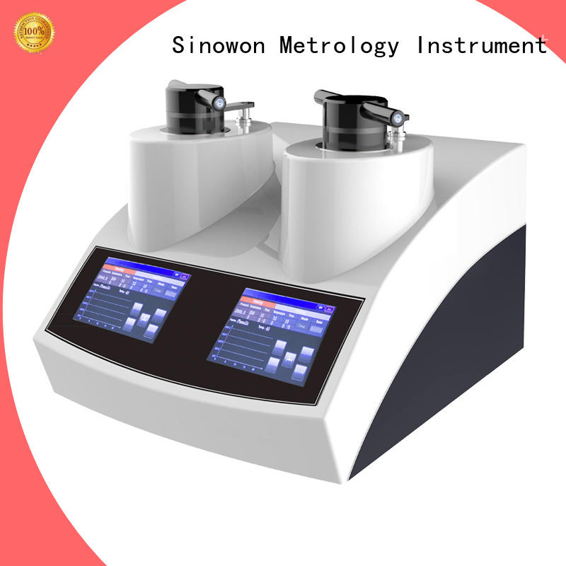 excellent metallographic equipment factory for electronic industry
