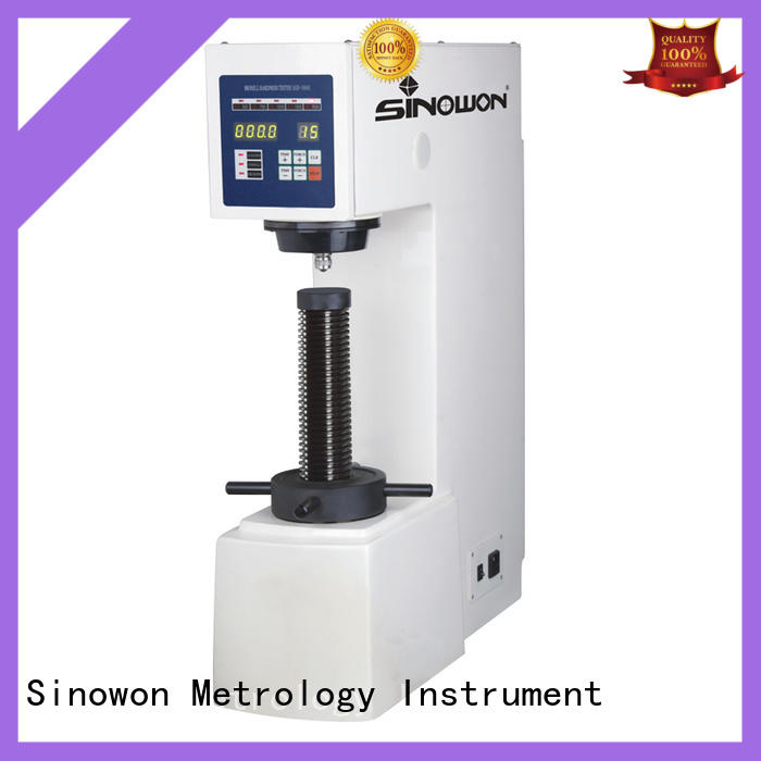 Sinowon practical brinell hardness to rockwell customized for cast iron